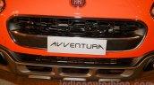 Fiat Avventura grille launch