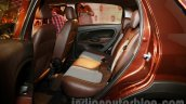 Fiat Avventura rear seats launch