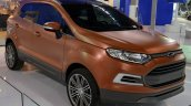 Ford EcoSport Beauty Concept at the 2014 Sao Paulo Motor Show