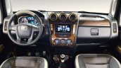 Ford Troller T4 Concept interior press shot