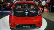 Geely Panda rear at the 2014 Colombo Motor Show Sri Lanka