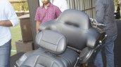Harley Davidson CVO Limited pillion seat
