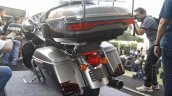 Harley Davidson CVO Limited rear