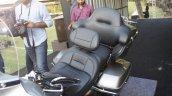 Harley Davidson CVO Limited seat