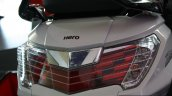 Hero Dash taillight at the 2014 Colombo Motor Show Sri Lanka