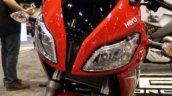 Hero HX250R at AIMExpo front
