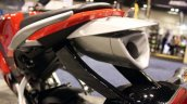 Hero HX250R at AIMExpo underseat exhaust
