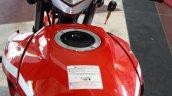 Hero Xtreme Sports fuel tank at the 2014 Colombo Motor Show Sri Lanka