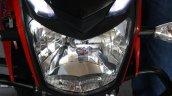 Hero Xtreme Sports headlamp at the 2014 Colombo Motor Show Sri Lanka