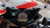 Honda CBR300R instrument cluster at the INTERMOT 2014