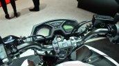 Honda CBR650F instrument console at the 2014 Paris Motor Show