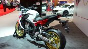 Honda CBR650F rear three quarter at the 2014 Paris Motor Show