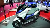 Honda Forza 125 at the 2014 Paris Motor Show