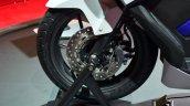 Honda Forza 125 disc at the 2014 Paris Motor Show