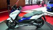 Honda Forza 125 side at the 2014 Paris Motor Show