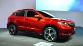 Honda HR-V prototype for Europe front three quarter at 2014 Paris Motor Show