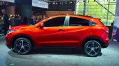 Honda HR-V prototype for Europe profile at 2014 Paris Motor Show