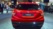 Honda HR-V prototype for Europe rear at 2014 Paris Motor Show