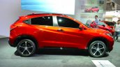 Honda HR-V prototype for Europe side at 2014 Paris Motor Show