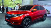 Honda HR-V prototype front left three quarter for Europe at 2014 Paris Motor Show