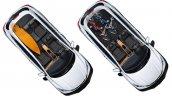 Honda Vezel China flexible seating