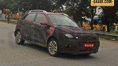 Hyundai Elite i20 Cross projector headlights spied
