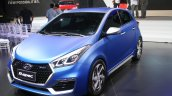 Hyundai HB20 R-Spec at the 2014 Sao Paulo International Motor Show