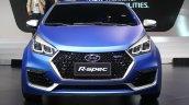 Hyundai HB20 R-Spec front at the 2014 Sao Paulo International Motor Show
