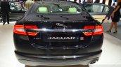 Jaguar XF rear special edition at the 2014 Paris Motor Show