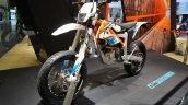 KTM Freeride E-SM front three quarters at INTERMOT 2014