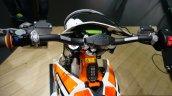 KTM Freeride E-SM readouts at INTERMOT 2014