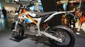 KTM Freeride E-SM rear three quarters at INTERMOT 2014