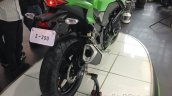 Kawasaki Z250 exhaust from the India launch