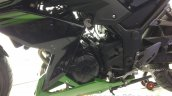 Kawasaki Z250 fairing from the India launch
