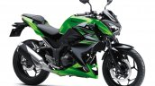 Kawasaki Z250 in India press image
