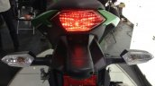 Kawasaki Z250 taillight from the India launch