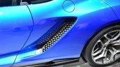 Lamborghini Asterion air vent at the 2014 Paris Motor Show