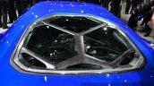 Lamborghini Asterion engine cover at the 2014 Paris Motor Show