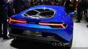 Lamborghini Asterion rear angle at the 2014 Paris Motor Show