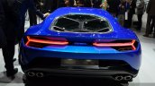 Lamborghini Asterion rear at the 2014 Paris Motor Show