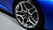 Lamborghini Asterion wheel at the 2014 Paris Motor Show
