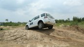 Land Rover Experience Land Rover Freelander axle rear