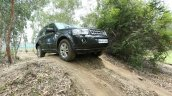Land Rover Experience Land Rover Freelander hill climb