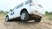 Land Rover Experience Land Rover Freelander rear quarter