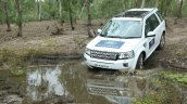 Land Rover Experience Land Rover Freelander slush