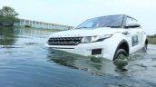 Land Rover Experience Range Rover Evoque
