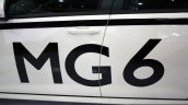 MG 6 door at the 2014 Colombo Motor Show