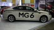 MG 6 side at the 2014 Colombo Motor Show