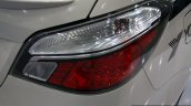 MG 6 taillight at the 2014 Colombo Motor Show
