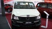Mahindra Genio front at the 2014 Colombo Motor Show Sri Lanka